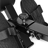 Xylo Sapphire Luftrudergerät Rudergerät Rudermaschine Ruderzugmaschine mit Computer Traininggerät klappbar Rudersitz Rudergerät für zu Hause 8 manuelle Widerstandsstufen SG-120 - 8