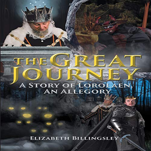 The Great Journey audiobook cover art