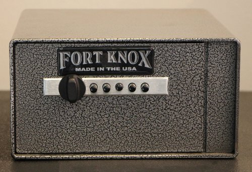 Fort Knox PB4 Personal Pistol Safe