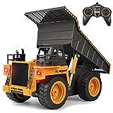 kolegend Remote Control Construction Dump Truck Construction Vehicle Toy