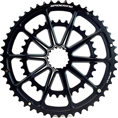 Cannondale OPI Spidering Fahrrad Kettenblatt 10 Arm 50/34 ZÀhne schwarz