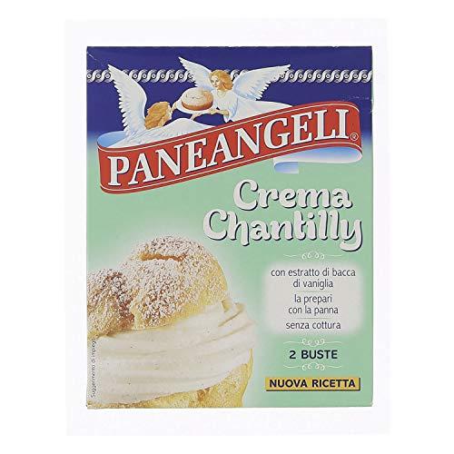 Paneangeli crema chantilly creme Chantilly-Creme Mischung kuchen 2x 40g