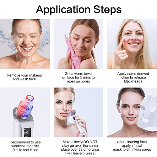 Alin&Alan Blackhead Remover How to Use