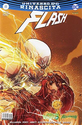 Rinascita. Flash: 8