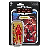 Star Wars The Vintage Collection Star Wars: The Rise of Skywalker Sith Trooper Toy, 3.75-inch Scale Action Figure, Kids Ages 4 and Up