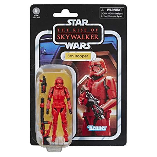 Hasbro Star Wars The Vintage Collection Star Wars: Der Aufstieg Skywalkers Sith Trooper, 9,5 cm große Action-Figur