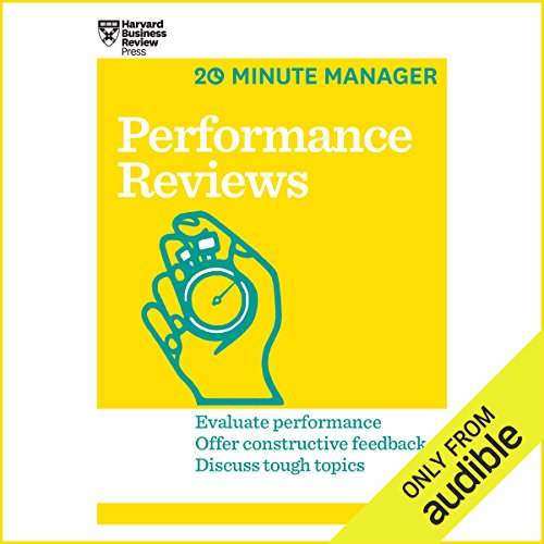 Performance Reviews cover art