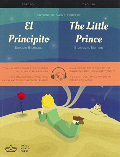 El Principito / The Little Prince Spanish/English Bilingual Edition with Audio Download