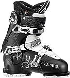 Dalbello Kyra 75 - Botas de esquí para Mujer, 7 (24.5), Negro