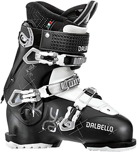 Dalbello Kyra 75 LS Chaussures de Ski pour Femme Noir Taille 23,5