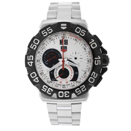 TAG Heuer Men's CAH1011.BA0854 Formula 1 Grande Date Chronograph Watch