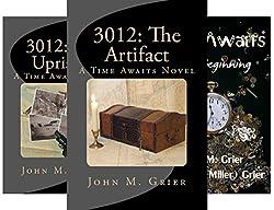 Time Awaits book series covers