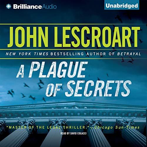 A Plague of Secrets cover art