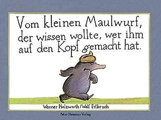 Vom Kleinen Maulwurf (German Edition)
