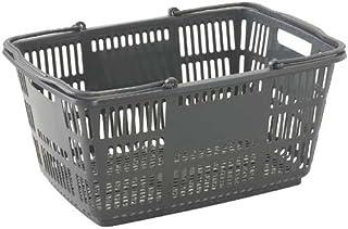 ショッピングバスケット33L Dグレー