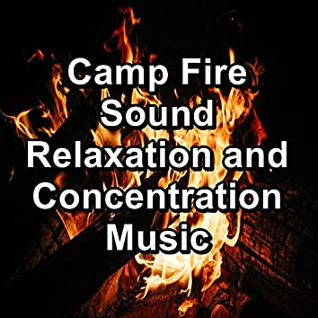 Camp Fire Sound Relaxation and Concentration Music