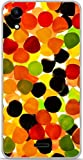 ONOZO Soft TPU Gel Case for Wiko Rainbow Up Design Candy 2