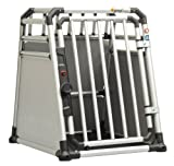4pets ProLine Crash Tested Dog Crate with Aluminum Frame, Milan Small