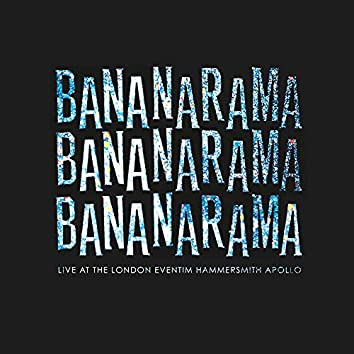 Live at the London Eventim Hammersmith Apollo