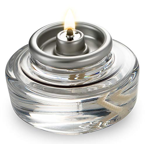 Candle Charisma Votive Liquid Candles 12 Hour Fuel Cell (144 Bulk Pack) - Disposable - Made in USA
