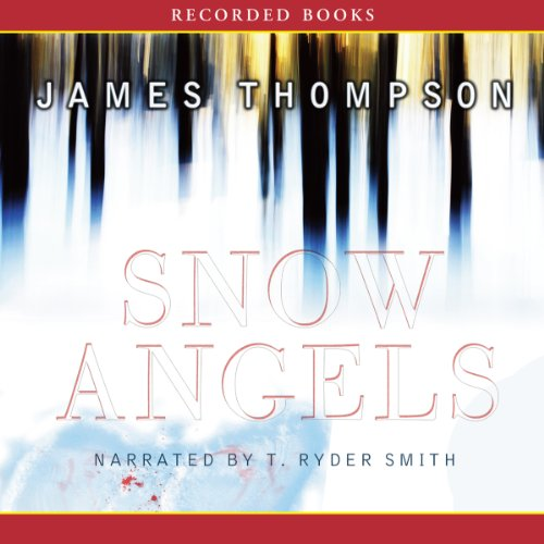 Snow Angels audiobook cover art
