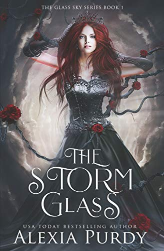 The Storm Glass (The Glass Sky Series Book 1)