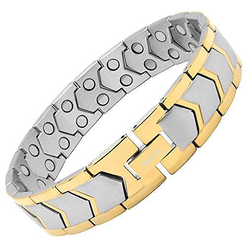MagnetRX Ultra Strength Magnetic Bracelet - Arthritis Pain Relief &...