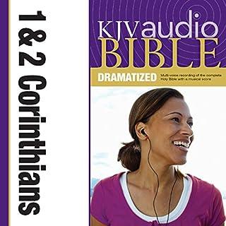 KJV Audio Bible: 1 and 2 Corinthians (Dramatized) cover art