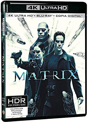 Matrix (UHD 4K + Blu-Ray + Copia Digital) [Blu-ray]