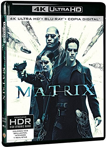 Matrix 4k Uhd [Blu-ray]