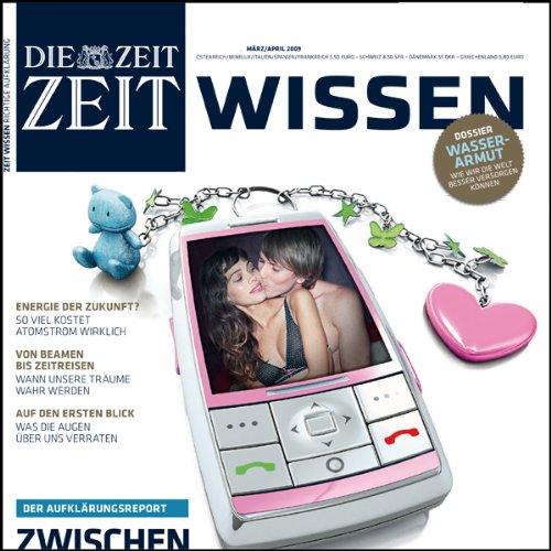 ZeitWissen, April 2009 Titelbild
