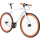 Galano 700C 28 Zoll Fixie Singlespeed Bike Blade 5 Farben zur Auswahl