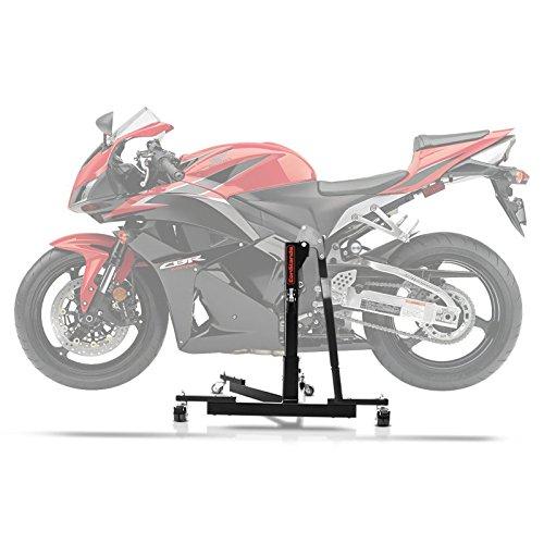 Preisvergleich Produktbild ConStands Power Evo-Zentralständer für Honda CBR 600 RR 07-16 Schwarz Motorrad Aufbockständer Montageständer Heber