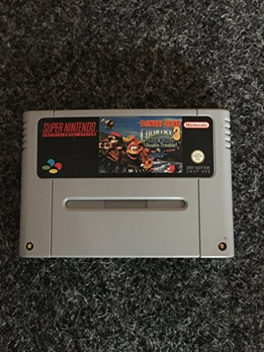 Donkey Kong Country 3 - Dixie Kong's Double Trouble!