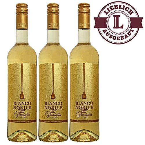 Weißwein Bianco Noblile alla Vaniglia (3x0,75l))