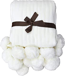 Best moroccan pom pom blanket Reviews
