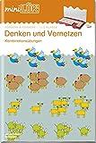 miniLÜK-Übungshefte: miniLÜK: 1./2./3. Klasse - Fördern & Fordern: Denken und Vernetzen