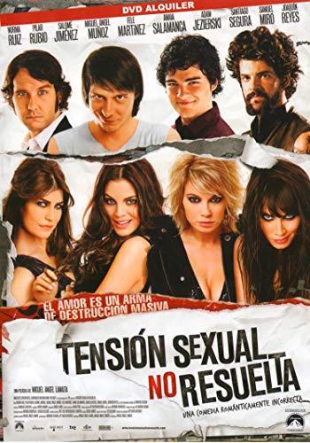 Tensión sexual no resuelta (edición alquiler)