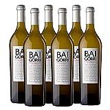 Vino Blanco Baigorri Fermentado en Barrica de 75 cl - D.O. La Rioja - Bodegas Baigorri (Pack de 6 botellas)