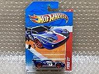Hot Wheels フォード Ford GT LM ブルー #7 ホットウィール 希少 絶版
