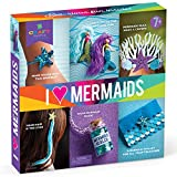 Craft-tastic I Love Mermaids – Craft Kit for Kids – Everything Included for 6 Sea-riously Fun DIY Art & Crafts Projects