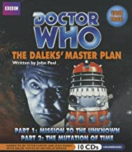 Doctor Who: The Daleks' Master Plan: Two Classic Novels / Value Price