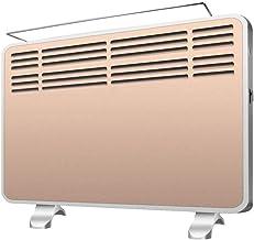 Calentador de estufa eléctrico portátil independiente para el hogar, la oficina, el baño, de bajo consumo, montado en la pared / de pie - Ventilador caliente del radiador del espacio Dimplex (2100w)