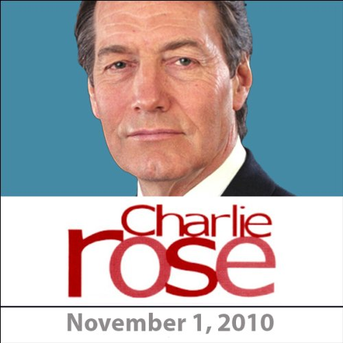 Charlie Rose: Mark Mazzetti, David Ignatius, and Ted Sorenson, November 1, 2010 cover art