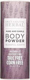 Sponsored Ad - Dusting Powder, Body Powder For Women, Talcum Powder, Talc Free Powder For Women, Cornstarch Free Powder, B...