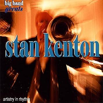 Swing Greats: Stan Kenton & His Orchestra - 'Artistry In Rhythm'