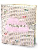 MY KIDDY BOOK - LIVRE D'ÉVEIL ET D'ACTIVITÉ EN TISSUS MONTESSORI POUR ENFANTS DE 2-4 ANS