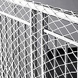 Cat Safety Net, Pet Anti-caída de La Red de Protección Infantil de La Red de Niños, Interior Al Aire Libre y Juguete Caja Fuerte Balcón Escaleras de Ventana Barandilla Malla Guar(Size: 2*3m/6.6*9.8ft)