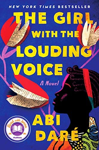 The Girl with the Louding Voice A Novel product image
