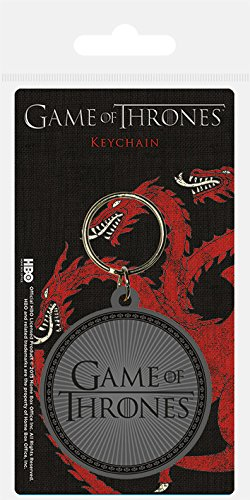 Game Of Thrones - Llavero Logo